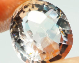 3.20CT BEAUTIFUL WHITE TOPAZ RS42