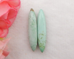 9cts Lucky Turquoise ,Handmade Gemstone ,Turquoise Cabochons ,Lucky Stone H