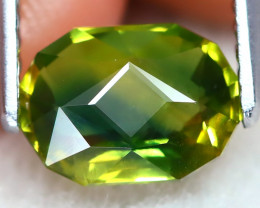 Parti Sapphire 1.51Ct VS Master Cut Natural Australian Parti Sapphire A2301