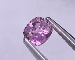 Unheated/Untreated Top Grade Baby Pink Natural Sapphire 0.42 Cts