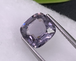 3.13 Cts AAA Grade Fine Luster Amazing Lilac Spinel Unheated/Untreated Burm
