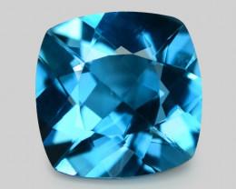 1.94 Carat London Blue Natural Topaz Gemstone