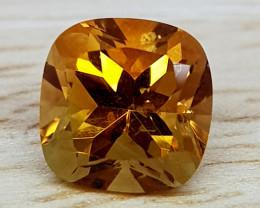 1.75Crt Madeira Citrine Natural Gemstones JI60