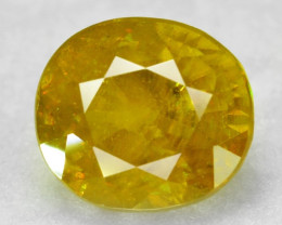 0.90 Crt Mind Blowing Fire Chrome Sphene ~ SH14