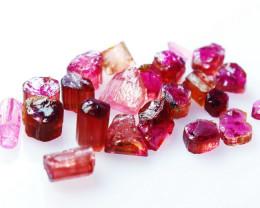 26.50 CT Natural - Unheated Pink Tourmaline Rough Stone