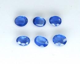 1.31ct unheated blue sapphire