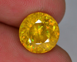 Rare AAA Fire 4.05 ct Sphene