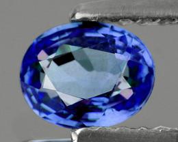 5x4 mm Oval 0.34ct Blue Sapphire [VVS]