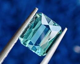 2.62ct Indicolite Tourmaline 100 % natural  Gemstone
