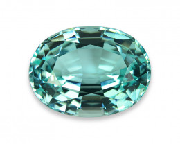 GIA CERTIFIED 19.94 Cts Stunning Lustrous Natural Paraiba Tourmaline