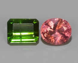 3.65 CTS-ALLURING TOP FANCY PARTY COLOR TOURMALINE EXCELLENT!!