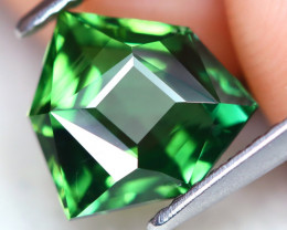Green Apatite 2.61Ct Master Cut Natural Green Apatite AT0436