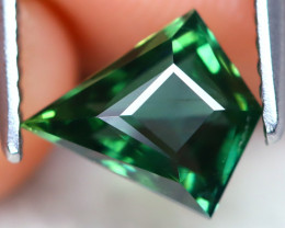 Green Apatite 1.27Ct VVS Master Cut Natural Green Apatite AT0438