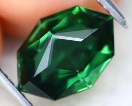 Green Apatite 2.16Ct VS Master Cut Natural Green Apatite AT0449