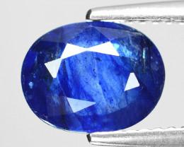 2.35 Cts Amazing Rare Natural Fancy Blue Ceylon Sapphire Loose Gemstone