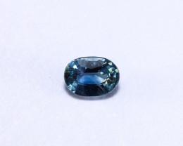 **No Reserve** 0.82ct Natural Sapphire