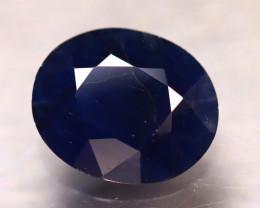 Blue Sapphire 3.47Ct Natural Blue Sapphire E2609/B39