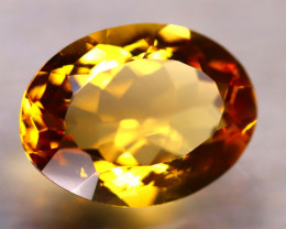 Citrine 4.62Ct Natural Golden Yellow Color Citrine E2610/A2