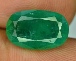 Top Color 5.60 ct Panjsher Emerald~Afghanistan