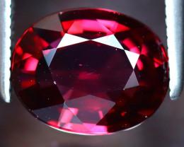 Rhodolite 2.50Ct Natural VVS Purplish Red Rhodolite Garnet EF2620/A5