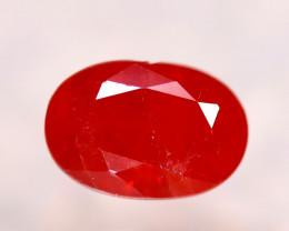 Sapphire 2.71Ct Natural Reddish Orange Sapphire EAF2623/B38