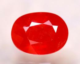 Sapphire 2.65Ct Natural Reddish Orange Sapphire EAF2624/B38