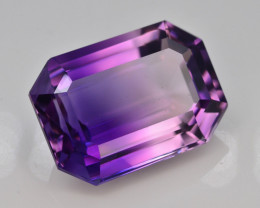 Top Color 16.75 ct AAA Cut Untreated Amethyst~ AS