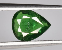 Top Color Tsavorite Gemstone 0.66 Carats