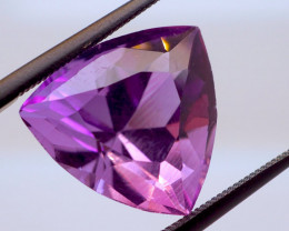 10.19 CT Unheated Rose de France Pink Purple Amethyst