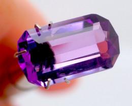 5.44 CT Unheated Purple Amethyst (Uruguay)