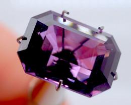8.64 CT Unheated Vivid Purple Amethyst (Russia)