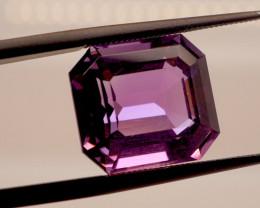 8.68 CT Unheated Rich Purple Amethyst (Uruguay)