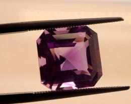 7.55 CT Unheated Rich Purple Amethyst (Uruguay)