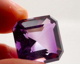 21.07 CT Unheated Purple Amethyst (Uruguay)