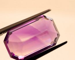 13.39 CT Unheated Rich Purple Amethyst (Uruguay)