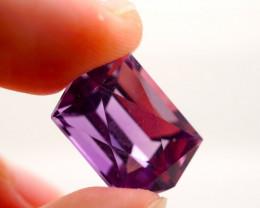12.27 CT Unheated Vivid Purple Amethyst (Russia)