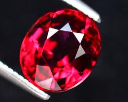 Rhodolite 2.50Ct Natural VVS Red Rhodolite Garnet DAF2721/A5
