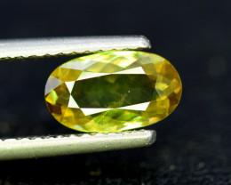 Sphene Titanite, 1.60 CT Natural Full Fire Sphene Titanite Gemstone