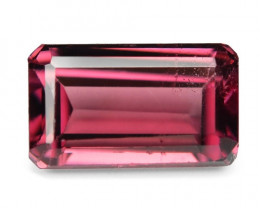 1.22 Cts Pink Color Natural Tourmaline Loose Gemstone