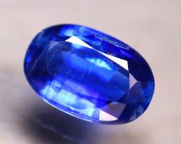 Kyanite 3.84Ct Natural Himalayan Royal Blue Color Kyanite E2814/A40