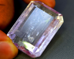 NR - 58.00 Carats Natural Pink Color Kunzite Gemstone From Afghanistan