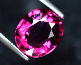 Rhodolite 2.38Ct Natural Purplish Red Rhodolite Garnet EAF2819/A5
