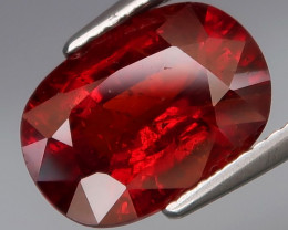4.80ct. 100% Natural Earth Mined Spessartite Garnet Africa