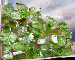 Peridot Crystal (US seller)