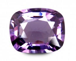 Dazzling Purple Natural SPINEL 1.651 Cts Antique Step Cut BGC459