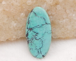 9.5cts Turquoise ,Handmade Gemstone ,Turquoise Cabochons H241