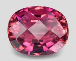 1.27 Cts Pink Color Natural Tourmaline Loose Gemstone