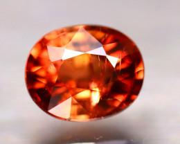 Garnet 1.40Ct Natural Orange Spessartite Garnet D2914/B34