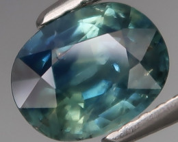 1.40 ct  Natural Earth Mined Blue Sapphire Africa