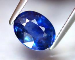 Blue Sapphire 1.56Ct Natural Blue Sapphire DF2920/B5